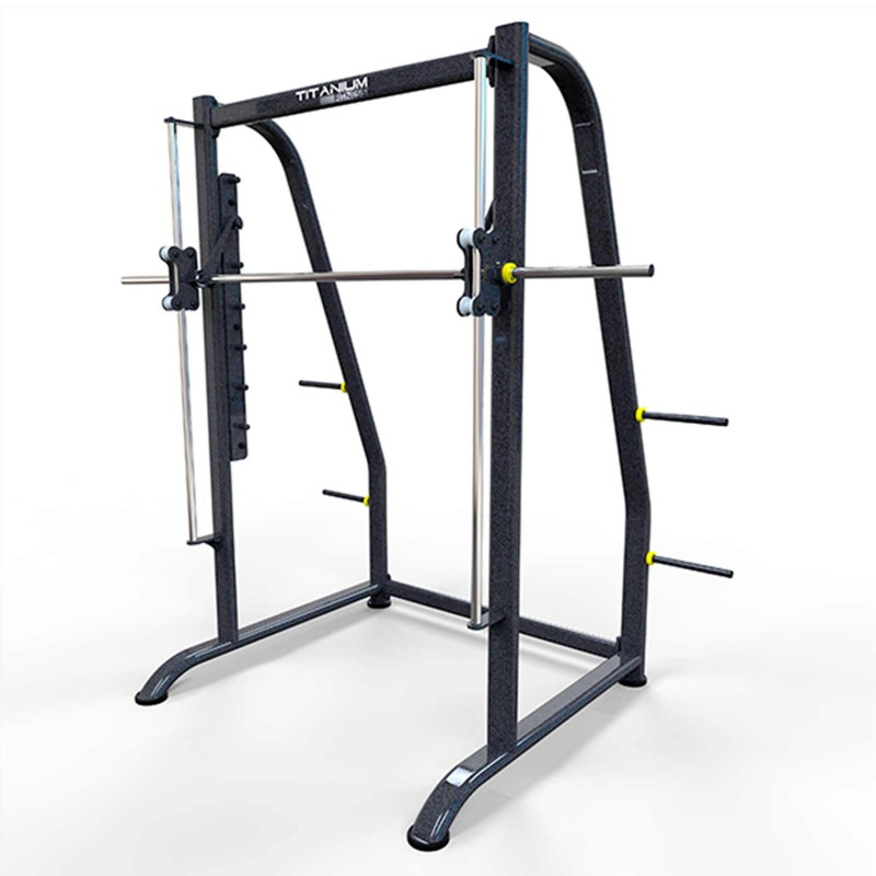 Agachamento Multipower Titanium Fitness Special